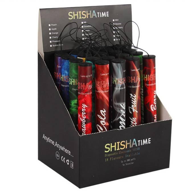 Shisha Pen Vanilla