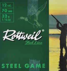 Rottweil Rottweil Steel game N° 6