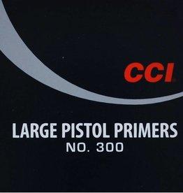 CCI CCI Large Pistol Primers NO.300