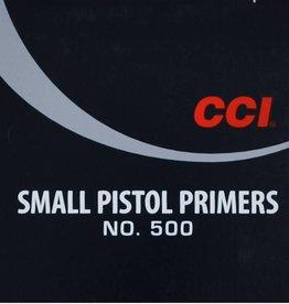 CCI CCI Small Pistol Primers NO.500