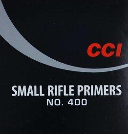 CCI CCI Small Rifle Primers NO.400
