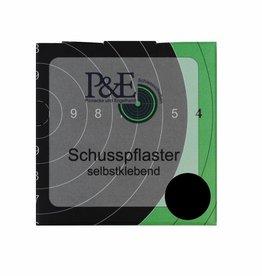 P&E P&E Schotplakkers 19mm Zwart