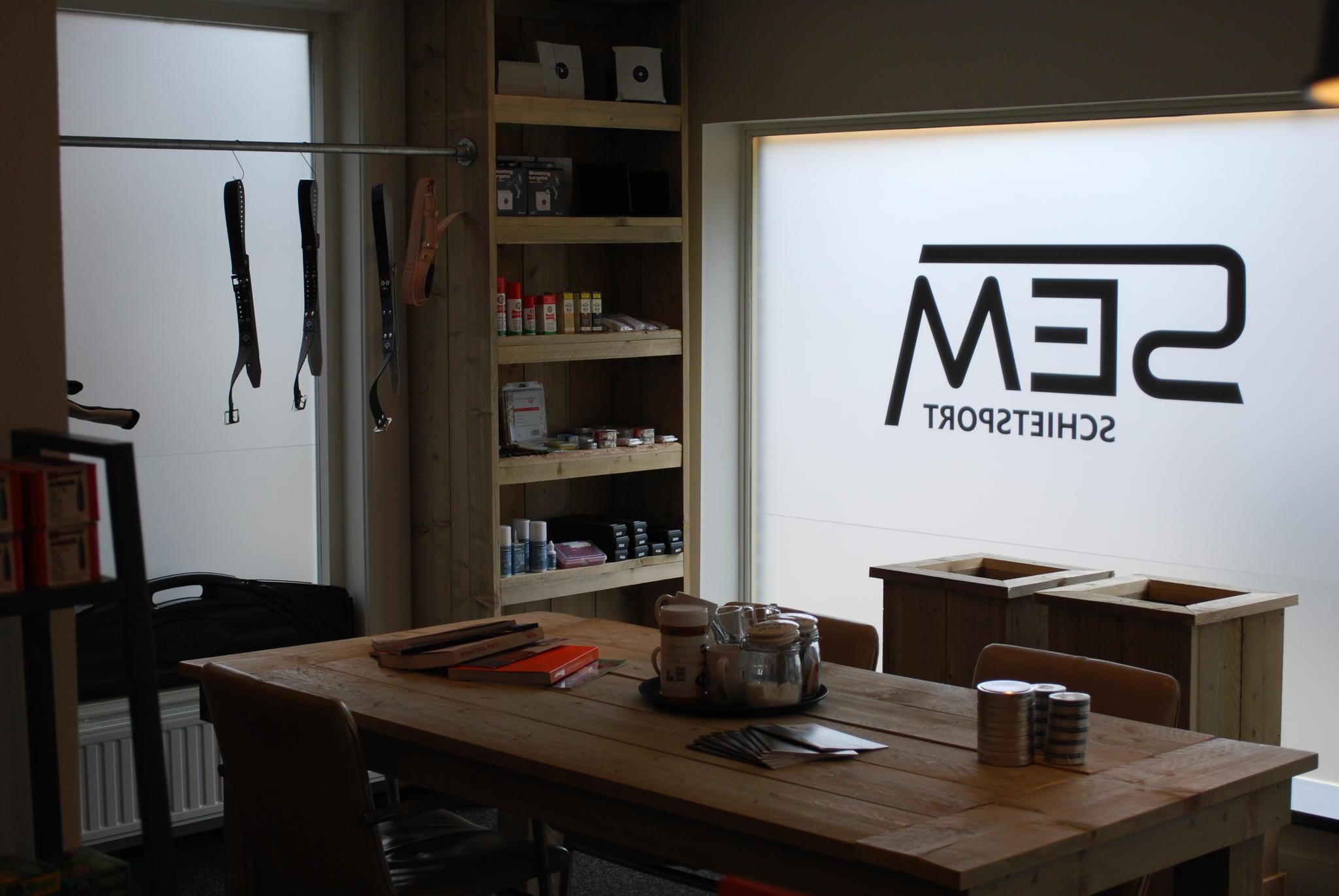 Fysieke winkel - SEM Schietsport  Mulekom