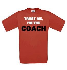 Trust me, I'm the Coach