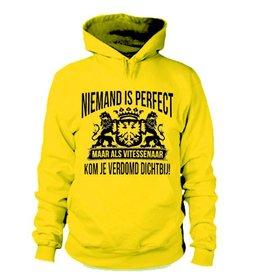 Niemand is Perfect, maar als Vitessenaar
