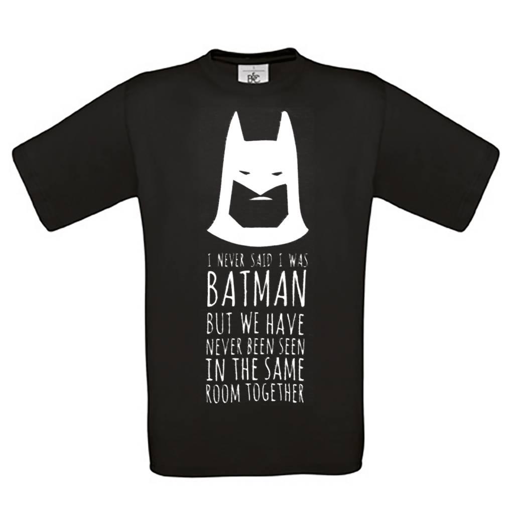 Batman in Room