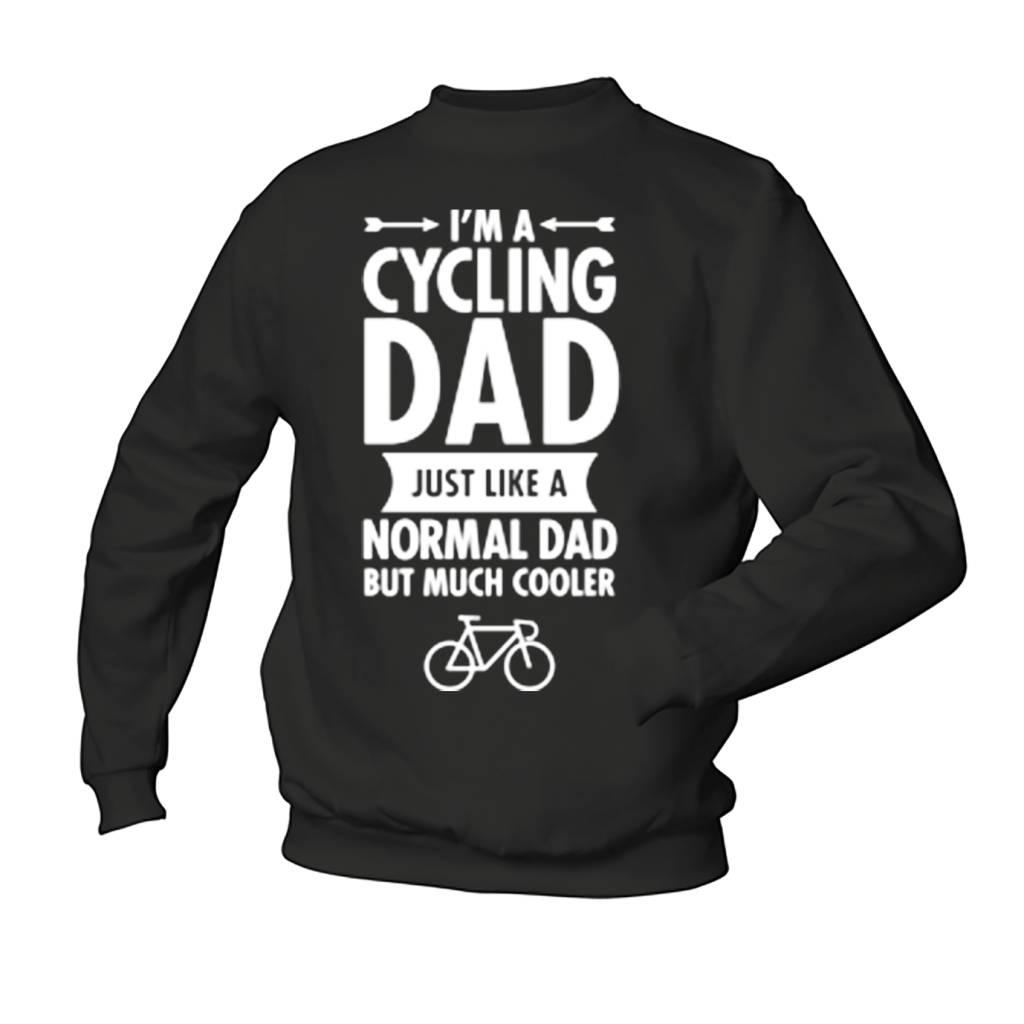 Cycling dad