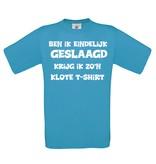 Ben ik eindelijk geslaagd - T-shirt