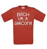Bitch I'm a unicorn