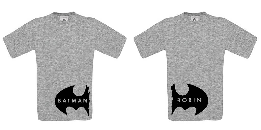 Batman - Robin