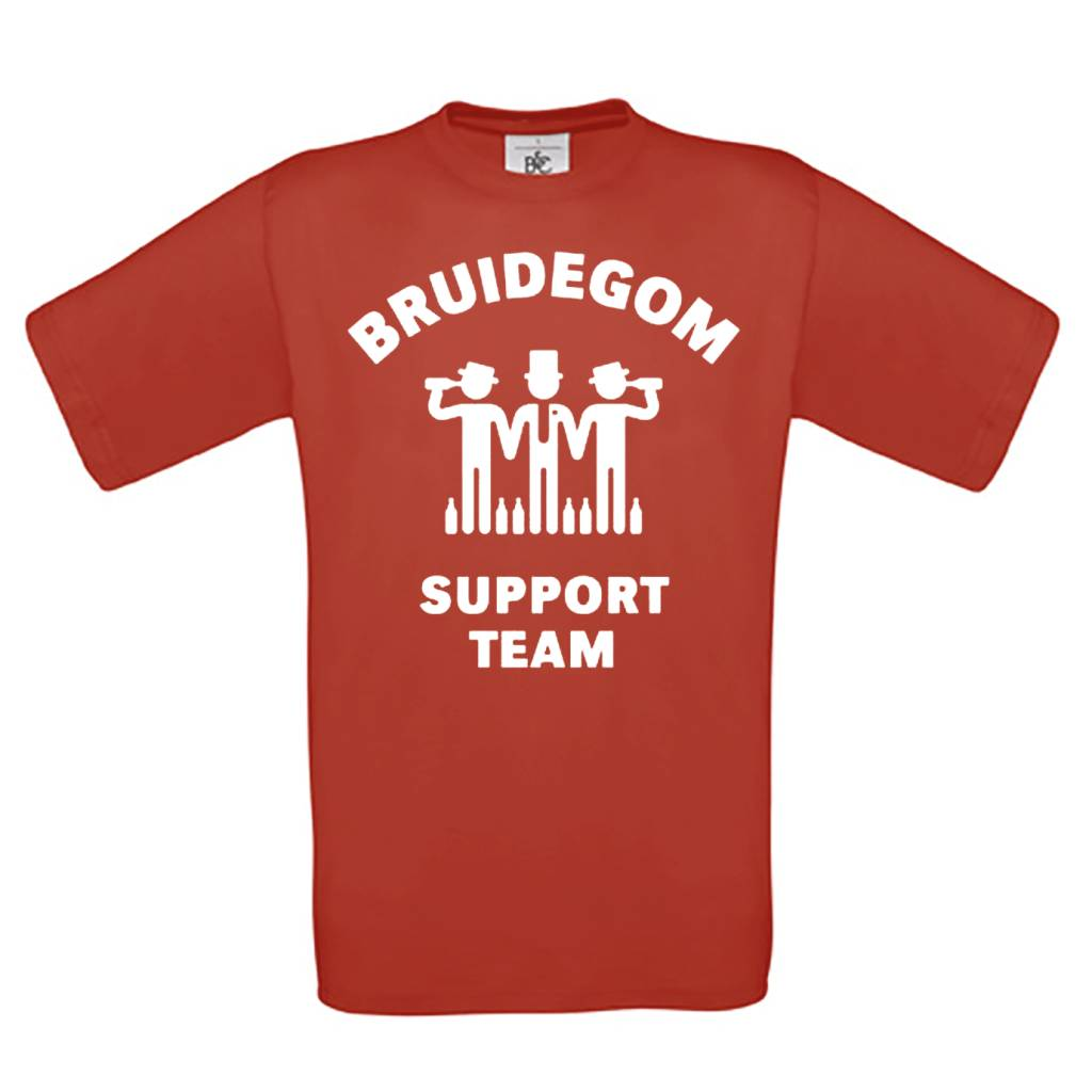 Bruidegom support team
