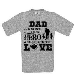 Dad - son/daughter