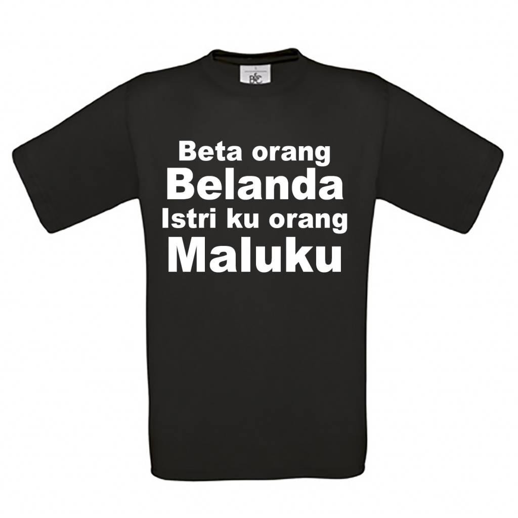 Beta orang Belanda Istri ku orang Maluku