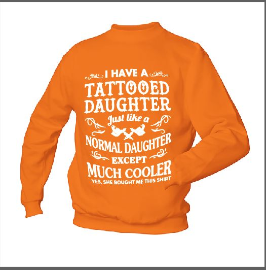 I have a Tattoo Daugther