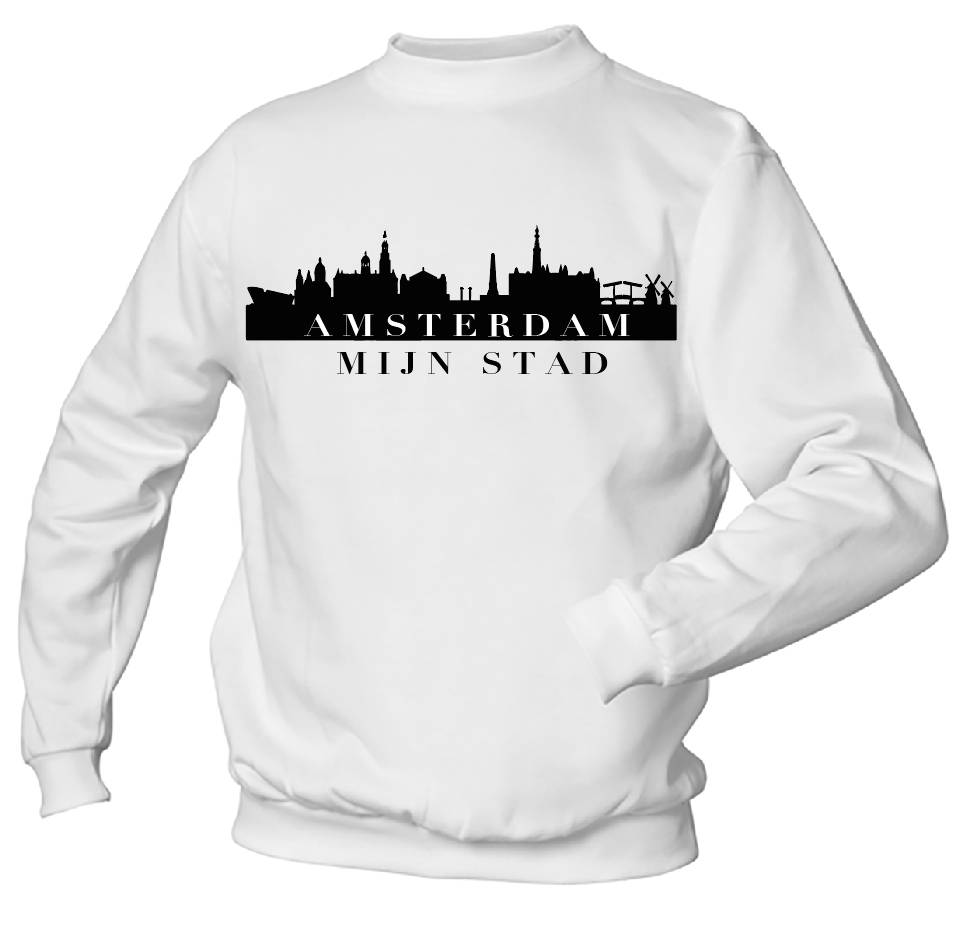 Amsterdam mijn Stad