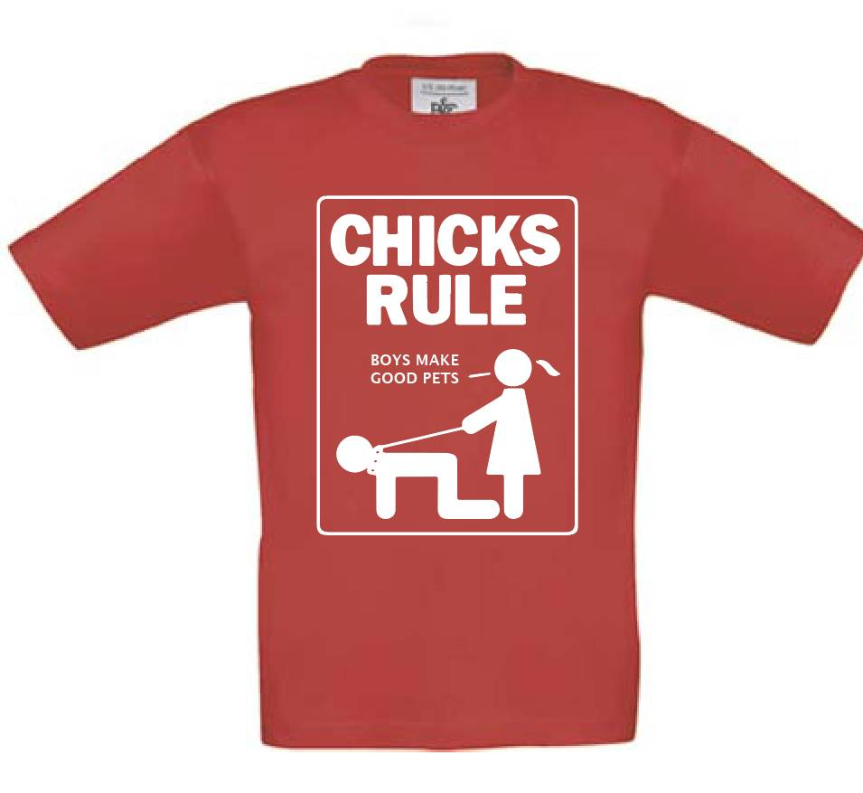 Chicks Rules