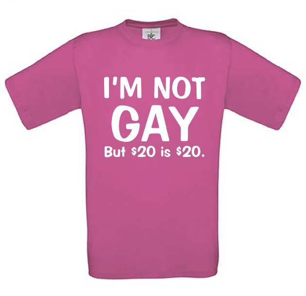 I'm not Gay