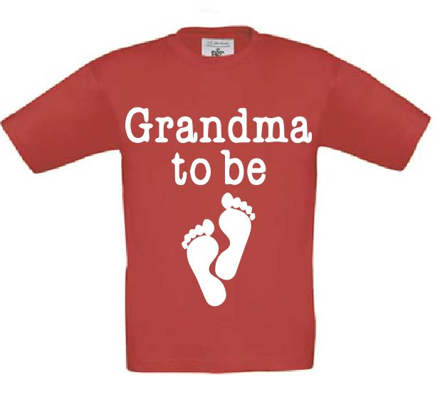 Grandma to be