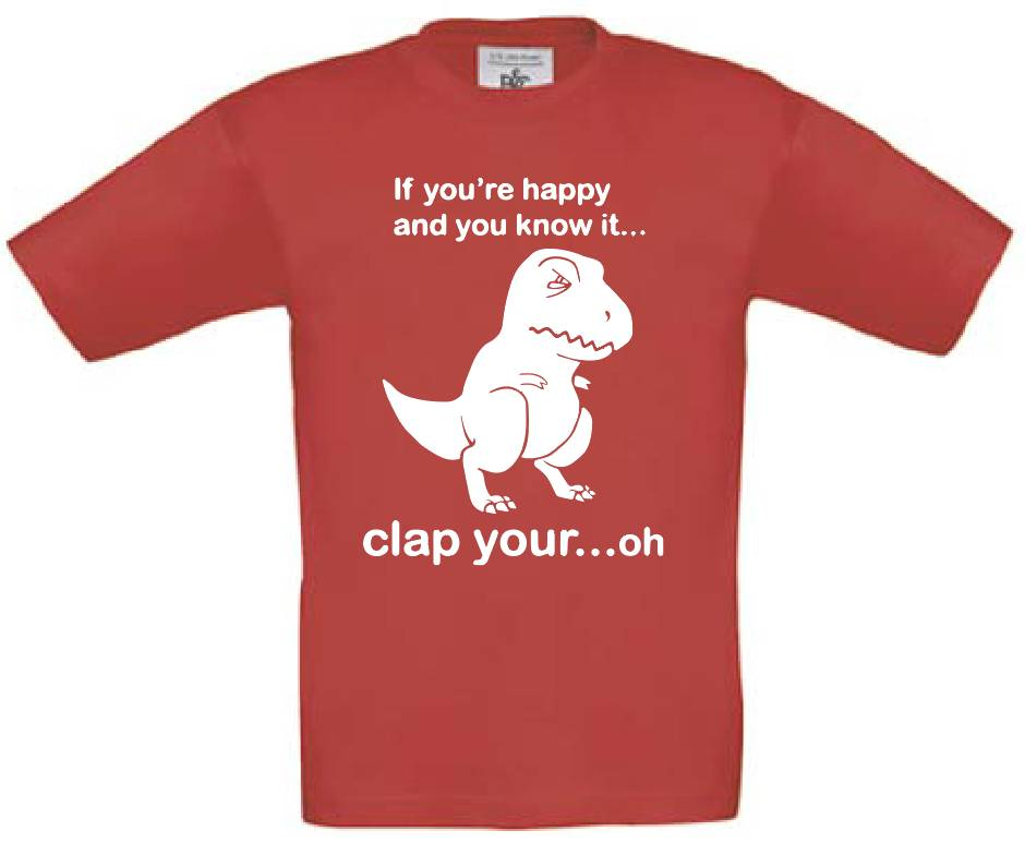 If your happy clap - oh