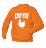 Never Skip Leg Day