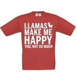 LLama's makes me Happy, You not so much