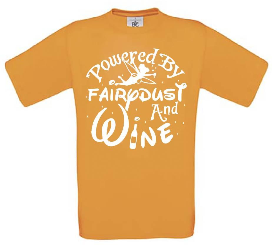 Powerd By Fairydust en Wine