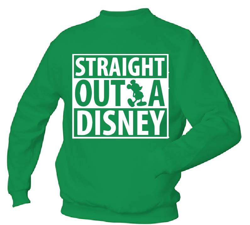Straigth Outta Disney