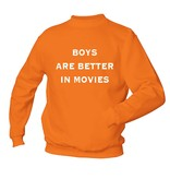 Boys are beter in Movies
