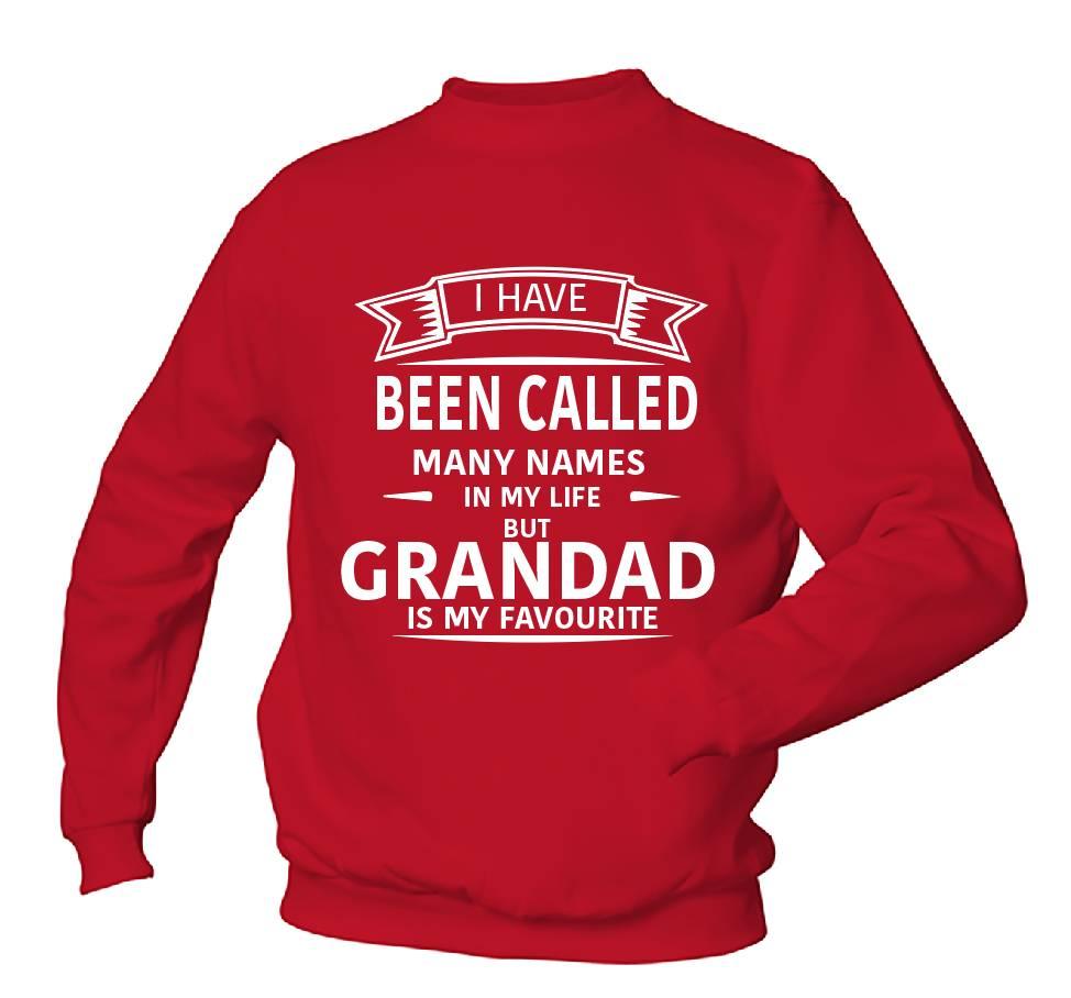 Been Called Grandad