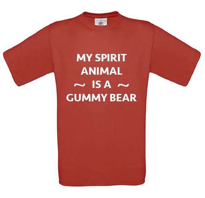 My Spirit Animal  Is A Gummy Bear