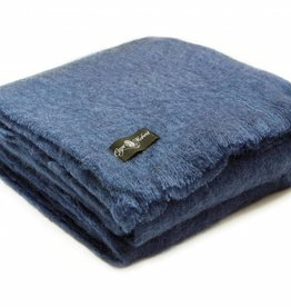 Cape Mohair Midnight Blue - Travel