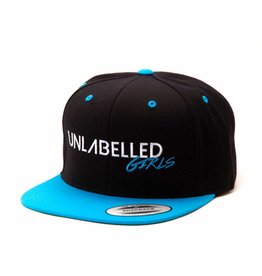 UNL Clothing Unlabelled Girls Classic Snapback Cap