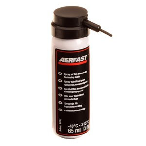 Aerfast Oliespray 65ml