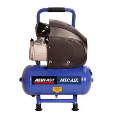ACTIE Bradnailer + Compressor!