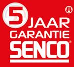5 jaar Senco garantie bij PressureTools