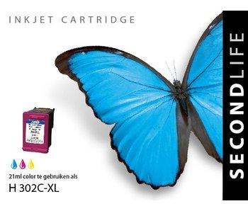 SecondLife HP 302 Color