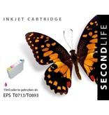 SecondLife Epson T 713 Magenta