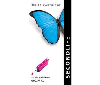 SecondLife SecondLife - HP 903 XL Magenta