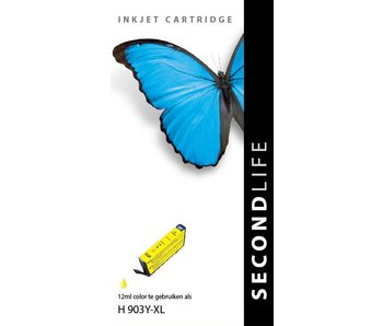 SecondLife SecondLife - HP 903 XL Yellow