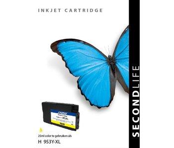 SecondLife SecondLife - HP 953 XL Yellow