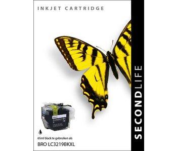 SecondLife SecondLife - Brother LC 3219 XL Black