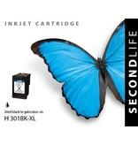 SecondLife HP 301 BK XL