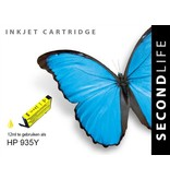 SecondLife Replacement SL for HP 935 Yellow