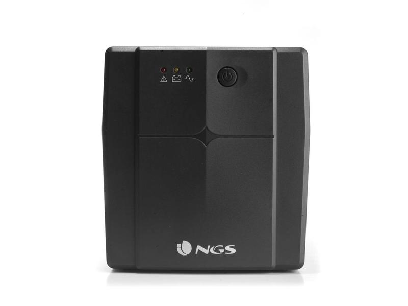 NGS NGS UPS FORTRESS 1500 V2 - OFF LINE UPS 720W - AVR SHUCKO PLUG X 3