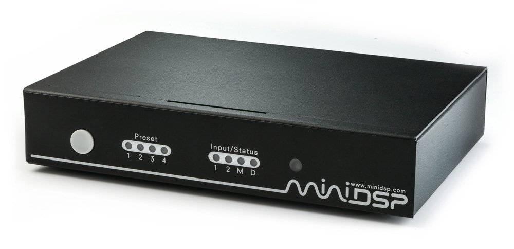 MiniDSP nanoAVR HD - HT audio processor HDMI in&uit