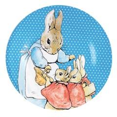 Petit Jour Paris Petit Jour Peter Rabbit dish blue