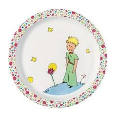 Petit Jour Paris Petit Jour Little Prince Plate pink