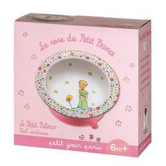 Petit Jour Paris Petit Jour Little Prince Bol bowl sucker pink