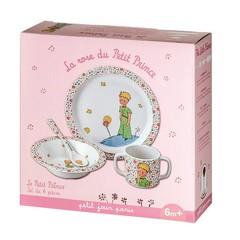 Petit Jour Paris Petit Jour Kleiner Prinz  4-teiliges Set rosa