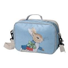 Petit Jour Paris Petit Jour Peter Rabbit Thermos zak blue